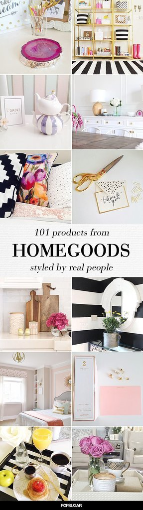 Amazing homegoods pieces 10 home decor ideas you 39 ll want for Home goods decor ideas