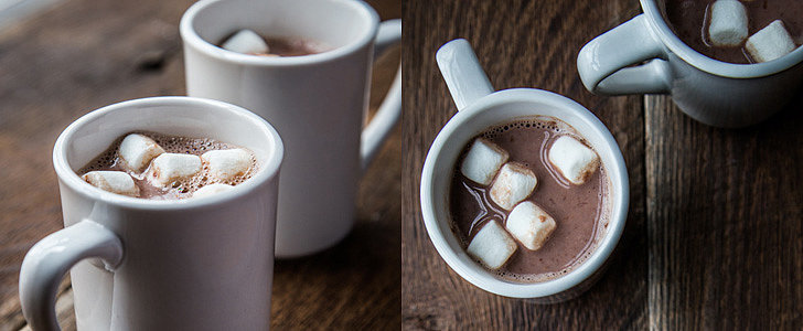 Instead of Eggnog, Try This Recipe For Adult Hot Chocolate
