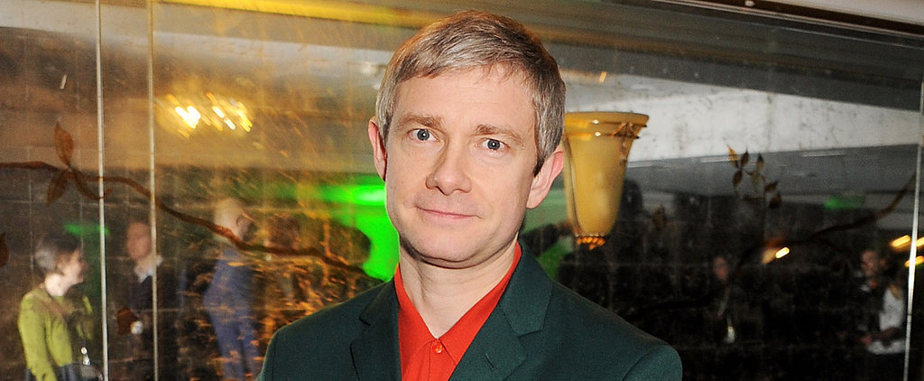 All the Reasons We Love Martin Freeman