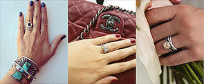 34 Real-Girl Ways to Style Your Wedding Ring