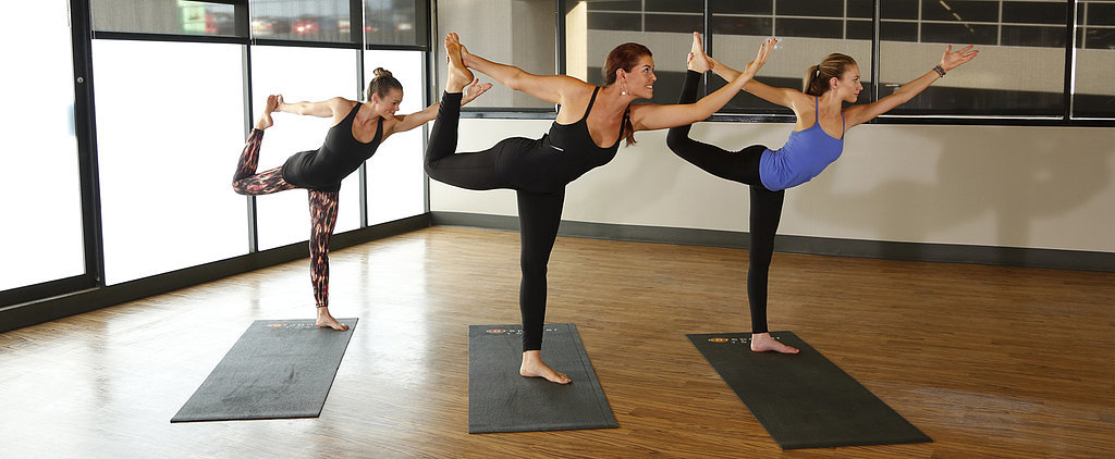 Get Long and Lean With CorePower Yoga
