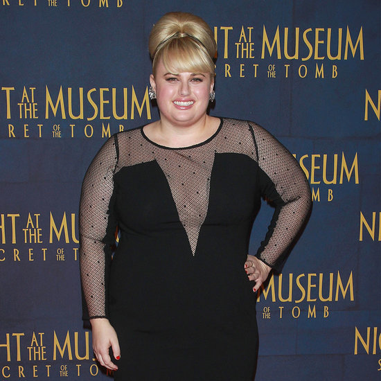 Rebel Wilson's Dress at Night at the Museum 3 Premiere