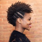 Updos For Natural Hair