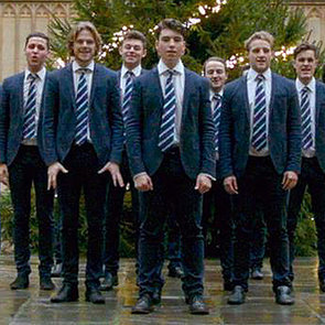 """Oxford Group's """"All I Want For Christmas Is You"""" A Cappella"""
