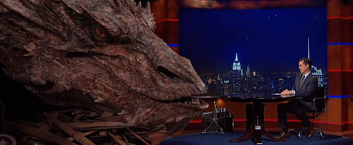 You Need to See This Interview With Smaug