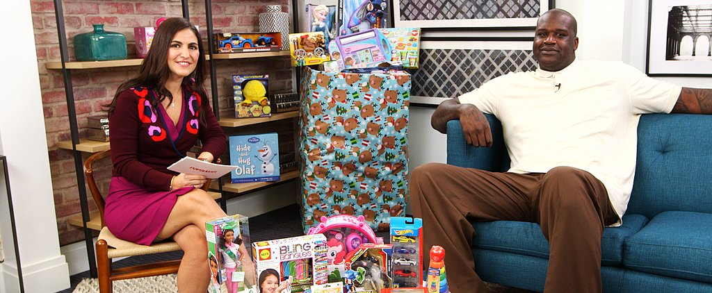 Shaq-a-Claus Is Coming to Town With Gifts For Kids and His Famous Friends