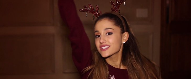 Ariana Grande Manages to Make a Onesie This Sexy in Her New Video