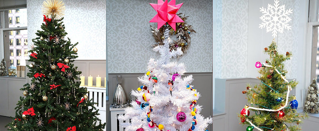 Christmas Trees Inspired by Your Favorite Holiday Movies