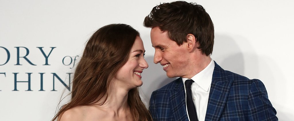 Eddie Redmayne Is Married!