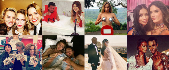 The Sweetest and Silliest Celebrity Candids From 2014