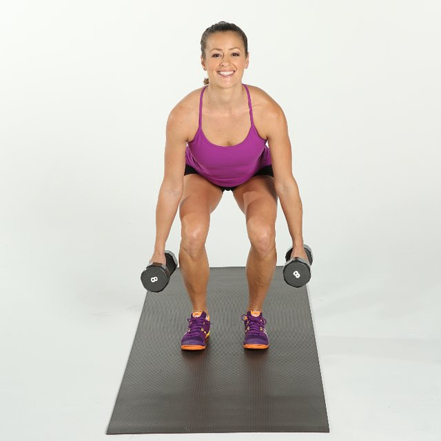 Total-Body Strength-Building 5x5 Workout