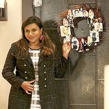 Mindy Kaling Has Invented the Best Christmas Decoration Ever