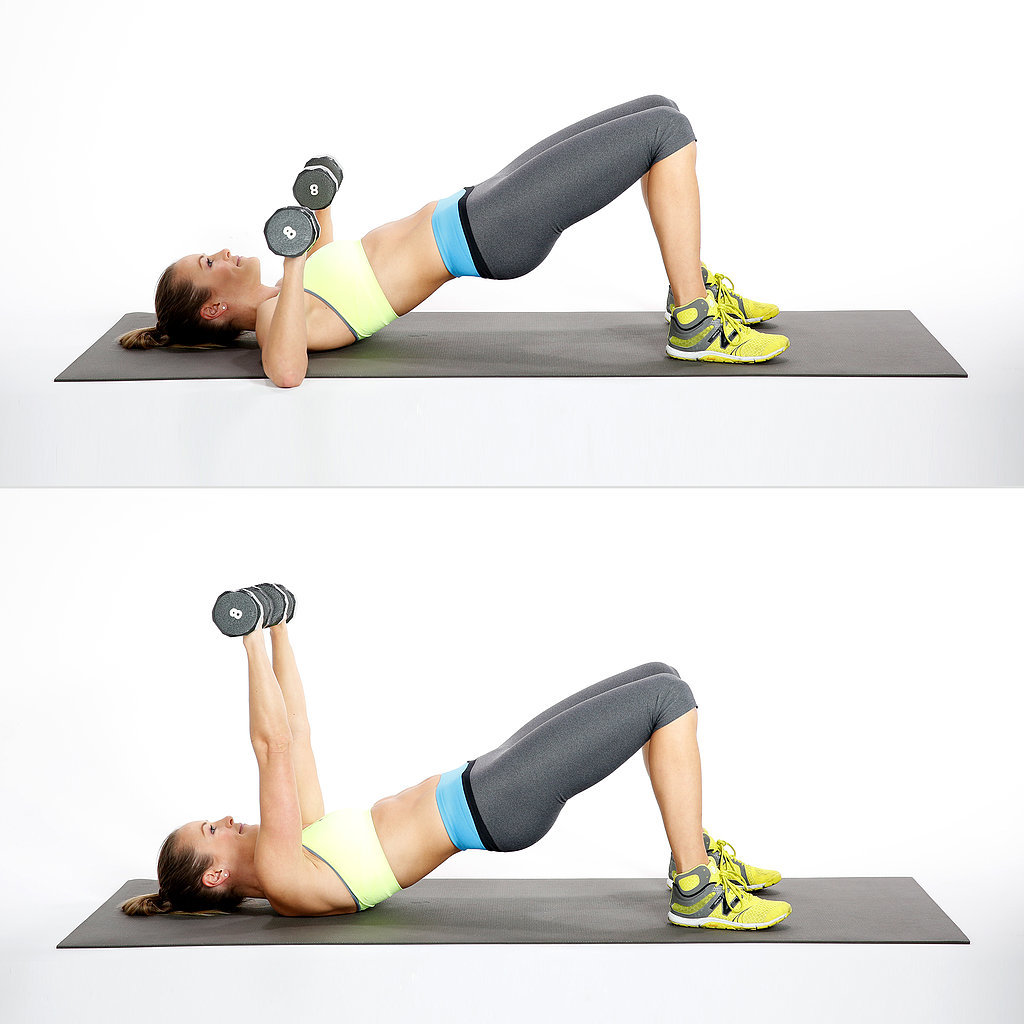Circuit Workout With Weights