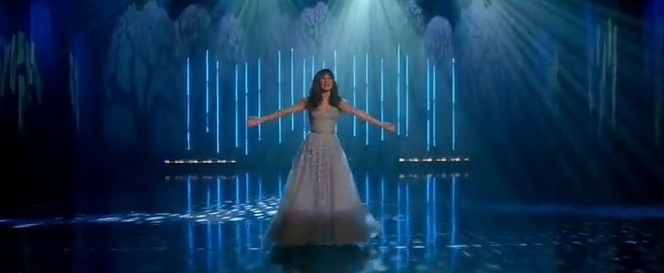 "Lea Michele Sings ""Let It Go"" in the First Look at Glee's Final Season"