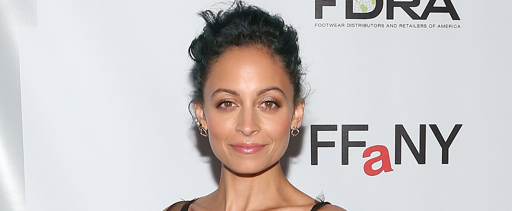 Nicole Richie's Hair Was More Colorful Than a Chameleon in 2014