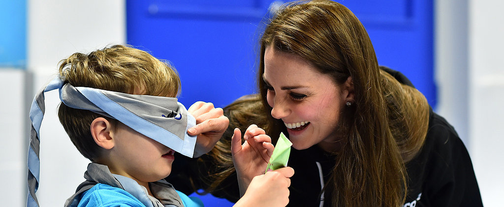 Kate Middleton Continues to Be the Cutest Duchess Ever