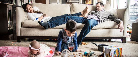 "Photographer Beautifully Captures the ""Ugly"" Side of Parenting"