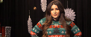 3 Cool Ways to Get Away With Wearing Your Fave Holiday Sweater!