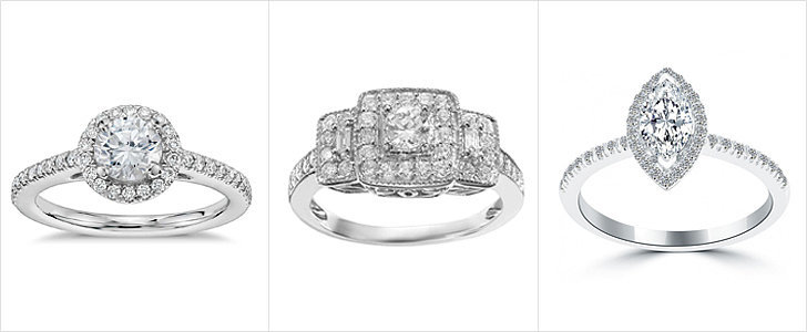 Luxury 2k Engagement Rings