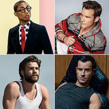 The Hot Male Celebrities of 2014