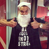 Christmas 2014 Celebrity Instagram Pictures