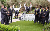 This Wedding Party Broke Into A Surprise Cheer Routine (Watch!)