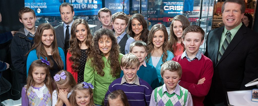 See the Duggar Family Christmas Card
