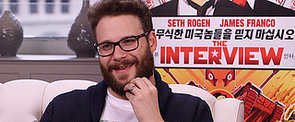 These 30 Seconds of Seth Rogen Laughing Will Brighten Your Day