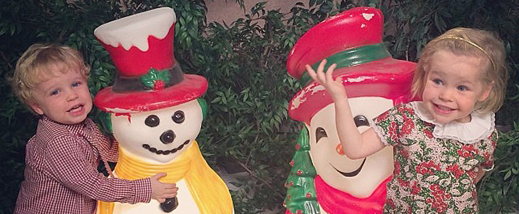 Neil Patrick Harris's Kids Made a Christmas Video, and It's Absolutely Adorable
