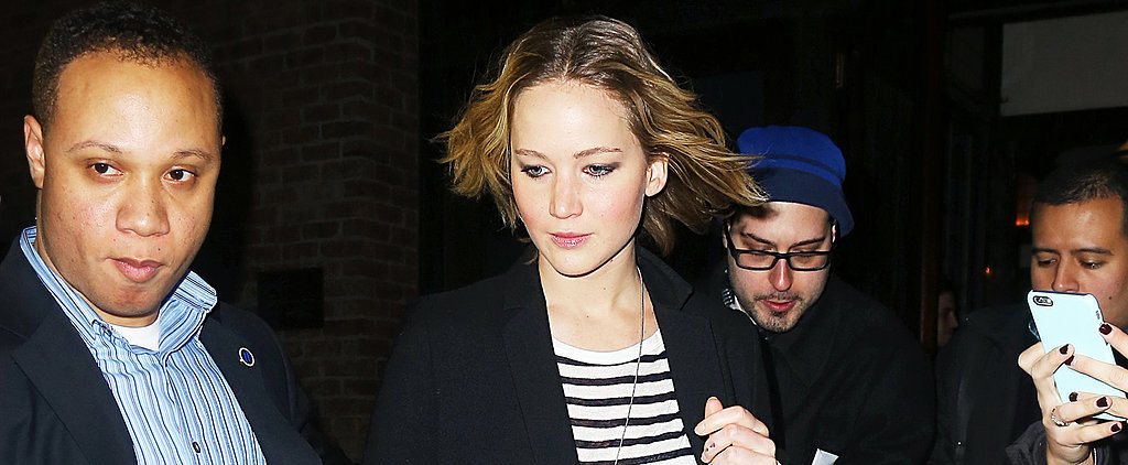 Jennifer Lawrence Grabs Dinner With a Familiar Face