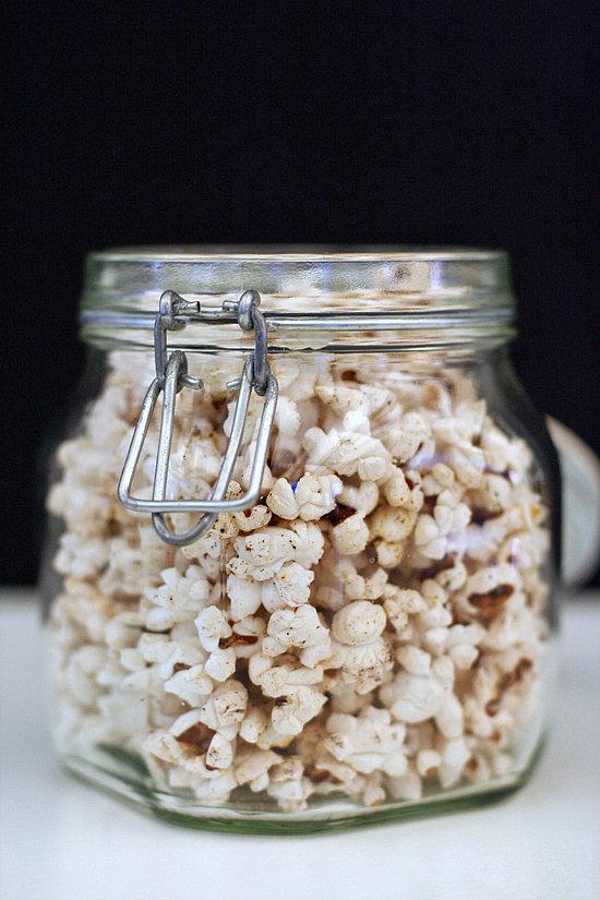Garam Masala Spiced Popcorn