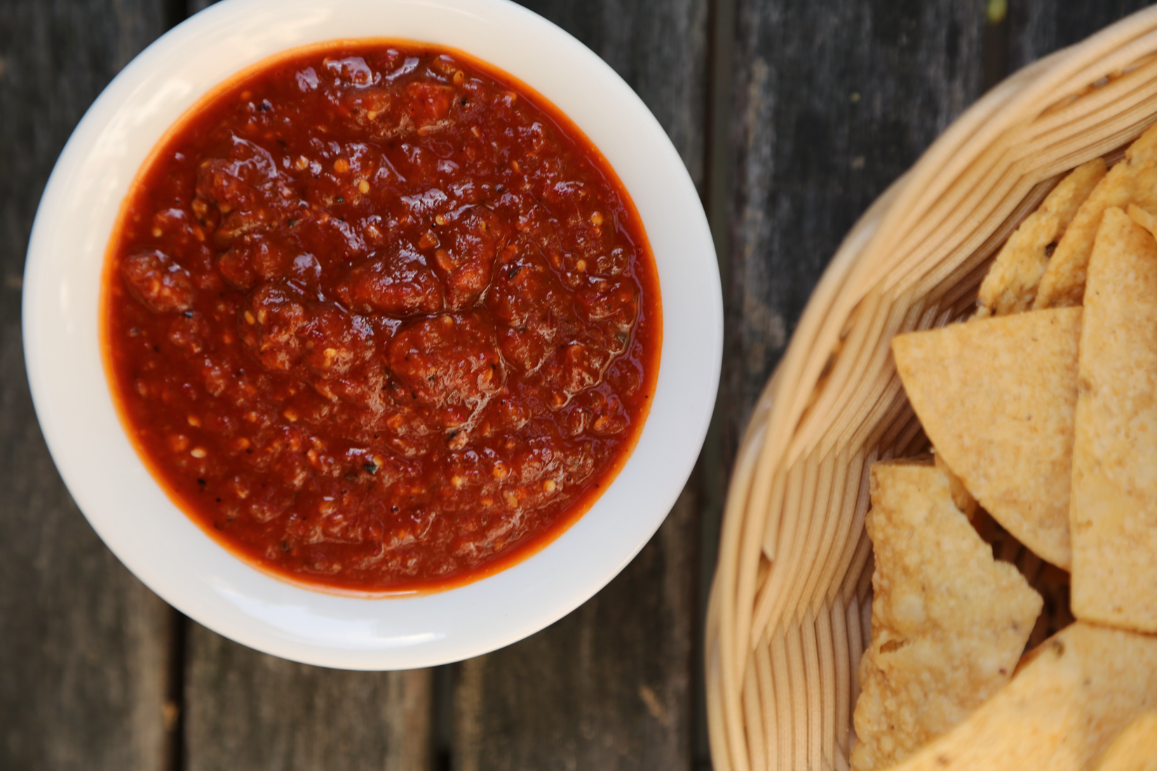 Chipotle-Tomatillo Salsa | No One Will Believe These ...