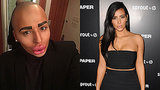 Man Spends $150,000 to Look Like Kim Kardashian