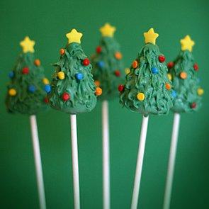 Christmas Holiday Cake Pops