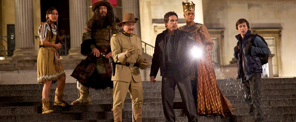 Is Secret of the Tomb the Best Night at the Museum Movie Yet?