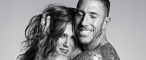 Jennifer Aniston's Sexy Allure Shoot Is Golden