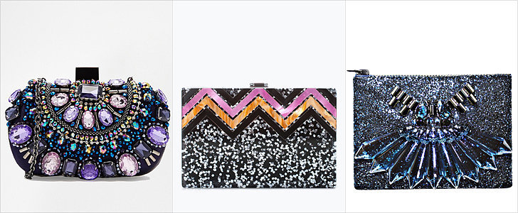 26 Holiday Clutches to Help You Sparkle All Night Long