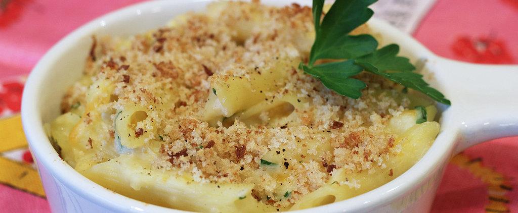 Dig Into Sasha and Malia Obama's Cauliflower Mac and Cheese