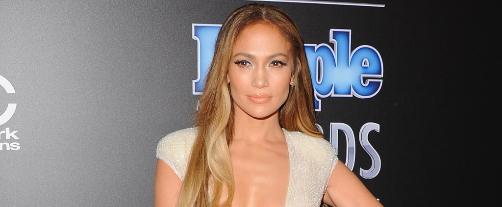 Jennifer Lopez's Cat Eye Is Just as Sexy as Her Famous Curves