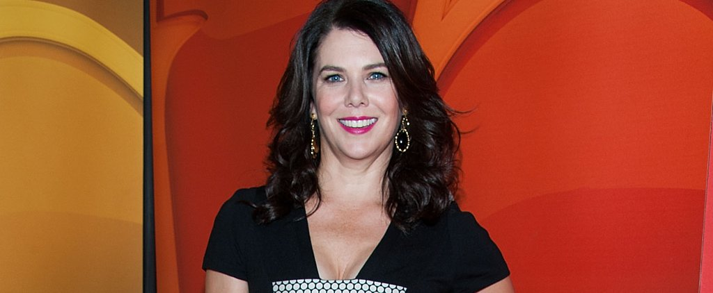Lauren Graham Drinks Almost as Much Coffee as Lorelai Gilmore. Almost.