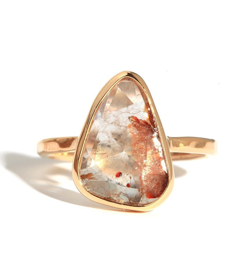 Melissa Joy Manning Diamond Ring