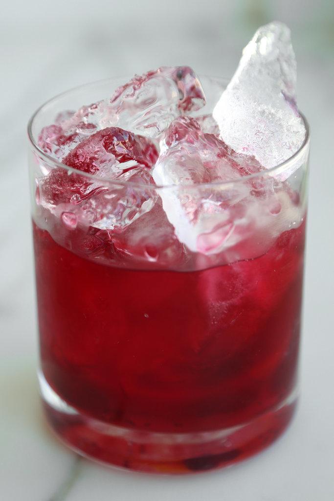 Cranberry-Vodka Cocktail