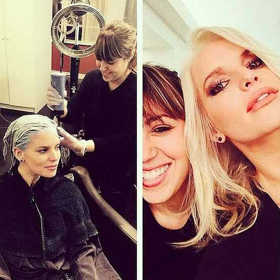 Celebrity Hair & Beauty Changes On Instagram: New Looks
