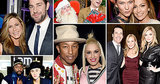 Pharrell Partied With Kate Upton and J.Lo
