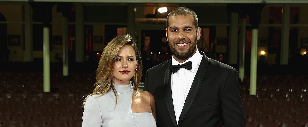 Jesinta Campbell and Buddy Franklin Are Engaged — See the Ring!