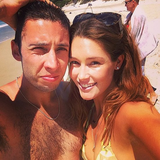 Erin Gleave and Example Welcome a Baby Boy