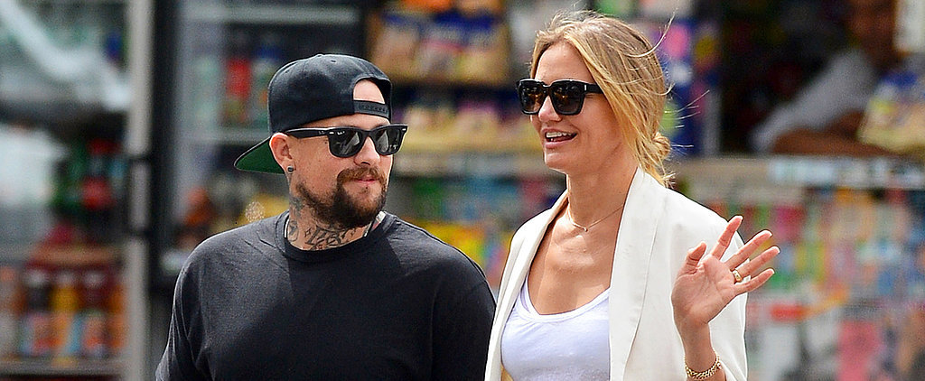 Cameron Diaz and Benji Madden Are Engaged!