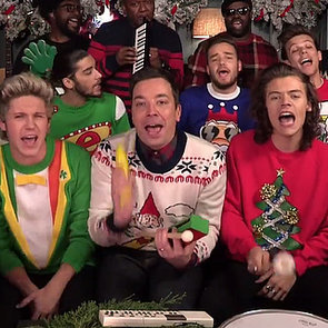 Watch One Direction Sing With Jimmy Fallon This Week