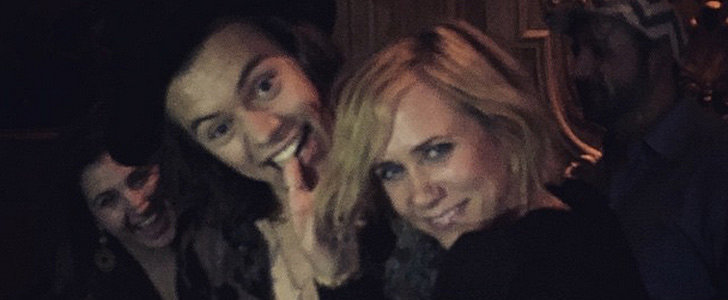 Kristen Wiig and Harry Styles Are BFFs, and We Are Totally OK With That