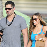 Sofia Vergara and Joe Manganiello in Hawaii | Pictures